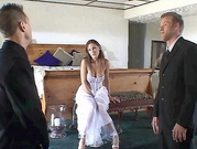 Audrey Hollander Here Cums The Bride