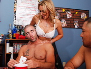 Tanya Tate - Poker Face