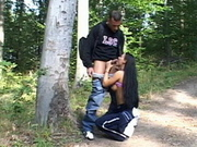 Outdoor Blowjob - Valentina Velasques