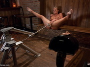 Sybian Ride And Machine Fuck
