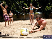 Tori Black Beach Volley