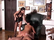 Nikita Bulgaria And Slavina Bitch - Anal Destruction