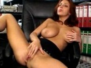 Jana masturbating part 1