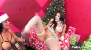 Merry XXXmas with Jayden and London