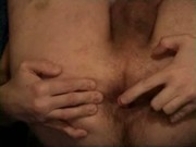 Vibrator in my ass part 1