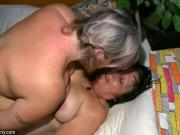 OldNanny Chubby lady and milf masturbate,fuck