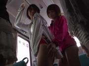 horny lesbian bus geek 03