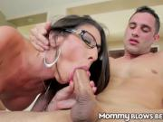 MommyBlowsBest Foxxy Mama Horny For COCK