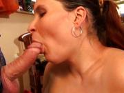 Pregnant babe loves to be fucked