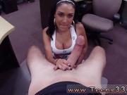 Big boobs threesome Big titty Latina is a