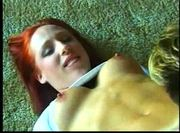 Sexy flexible redhead banging
