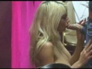Puma Swede backstage fun