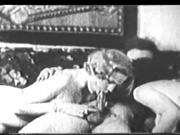 Hot threesome vintage fucking