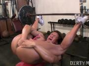 Rica 01 - Female Bodybuilder