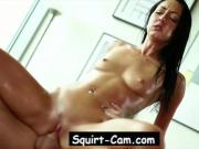 Pussy Massage with Happy End