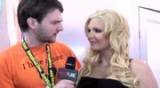Pornstars love my British accent at AVN