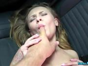 Public Agent - Blonde Fucked In Car HUUU