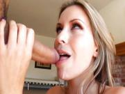 Courtney Cummz POV Blowjob