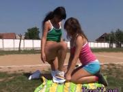 Sharon lee lesbian Sporty teenagers