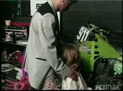 Fucked in a garage