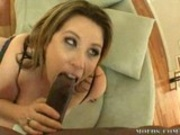 Chubby Lisa Sparxxx fucked by black