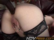 HDVPass Blonde Milf Gets Her Ass Pounded by H