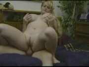 Chubby Mature gets nailed