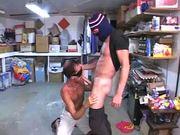 Garage fuck