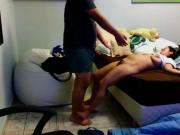 Ecuador couple fucking