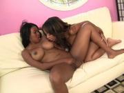 Hot Ebonies Melrose Foxxx And Jessica Dawn