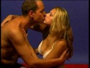 Blonde undresses and gets fingerfucked 3