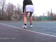 Rebecca - Tennis Wetting