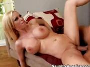 Nikki wants Billy's fat cock