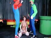 Super Mario - princess fuck