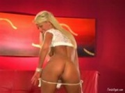Tanya James Stripping 2