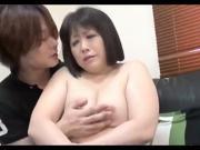 45 yrs old Hiromi Takeshita creampie