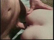 Vaginal fun in the countryside