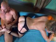 Brazzers - Trisha Parks gets her feet fucked