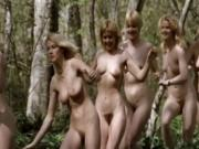 Sechs Schwedinnen