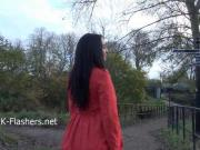 Dark babes public masturbation and naughty ex