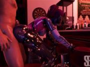 WidowMaker in Overwatch have sex