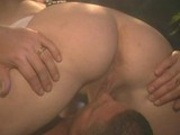 Nice vaginal threesome in the land of evil