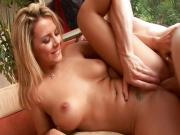 Ashlynn Brooke gets filled up