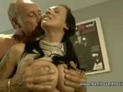 Pensioner cock for Chantelle Fox