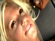 Whitney Fears and new black big friend