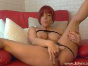 HOT REDHEAD GERMANGIRL MASTURBATE DOUBLE