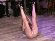 Talented Pole Dancer