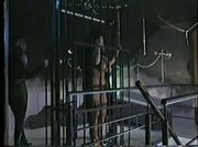 German Kinky Bdsm Sluts Chained & Cocksucking