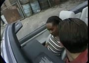 Young Ebony Slut Getting Nailed In The Alley