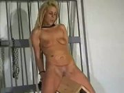 Young Blonde Hoe Gets Tortured And Fucked Roughly